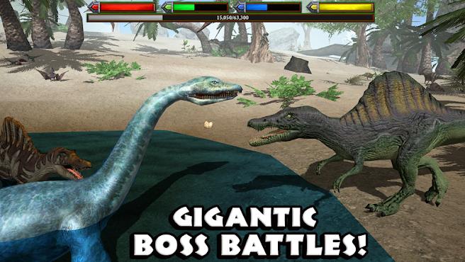 Ultimate Dinosaur Simulator v1.1.1