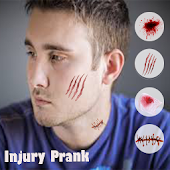 Fake Injury Photo Editor