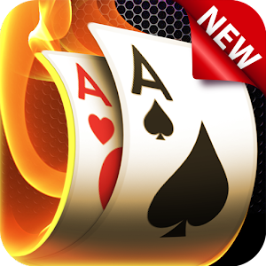 Live Texas Holdem pokercompetities. Professioneel gameplay, Gratis fichebonussen APK Icon