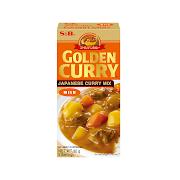 Golden Curry - Mild 92g