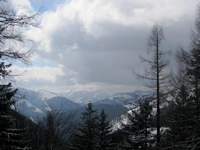 Photo: Blick Richtung Hochschwab