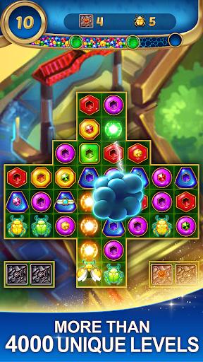 Lost Jewels - Match 3 Puzzle filehippodl screenshot 5