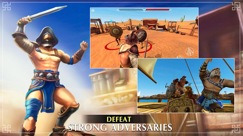 Gladiator Glory Egypt Screenshot 4