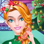 Princess Makeup and Dress Up Salon Game