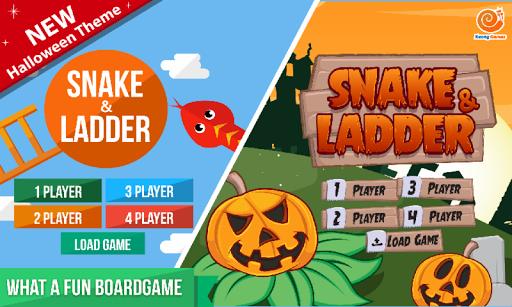 Snake Ladder Halloween