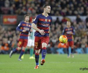 Un concurrent de Vermaelen confirme qu'il reste au Barça