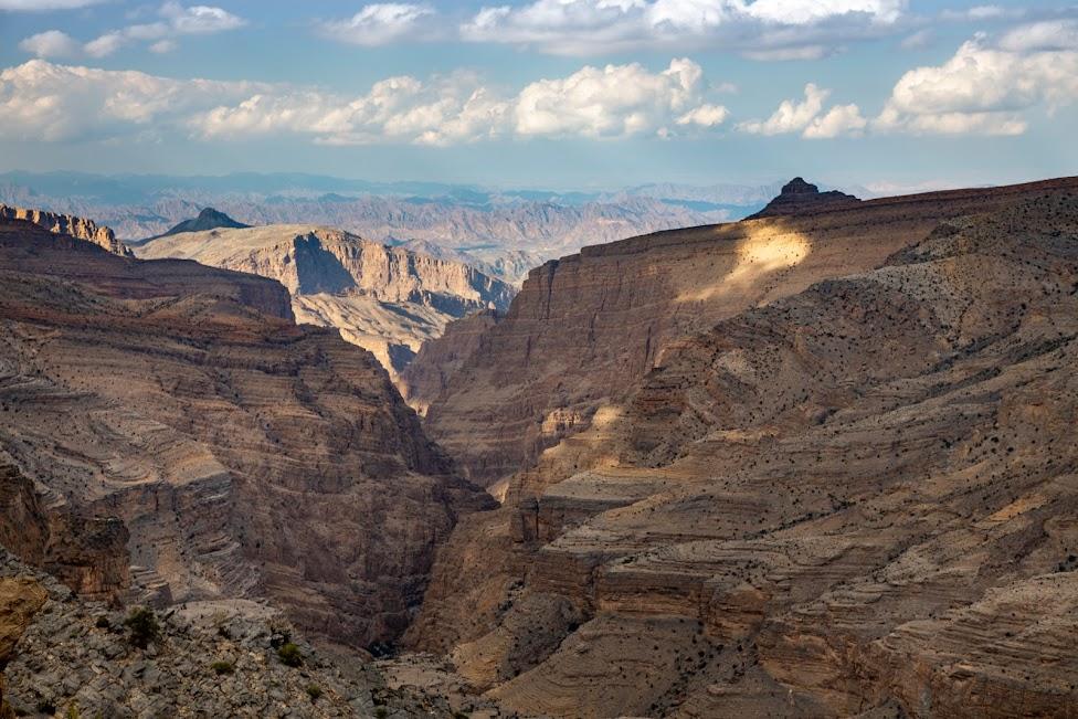 Wielki Kanion Omanu