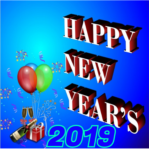 Happy New Year 2019 Shayari Wishes Sms Android APK Download Free By Sarkari Apps