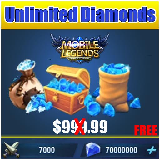 Download Diamonds Mobile Legends Bang bang Prank on PC & Mac