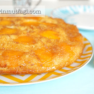 Apricot Upside Down Cake Recipes
