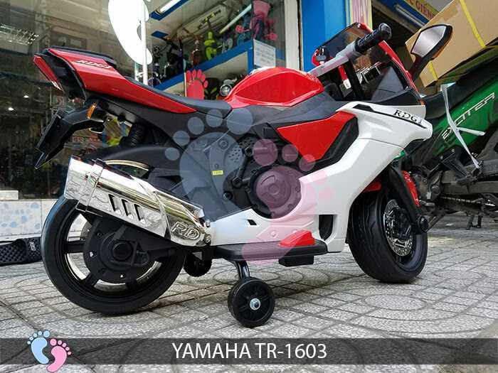 Xe moto điện thể thao Yamaha TR1603 15