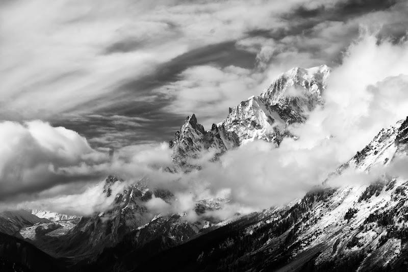 Monte Bianco di Claudio Polesel
