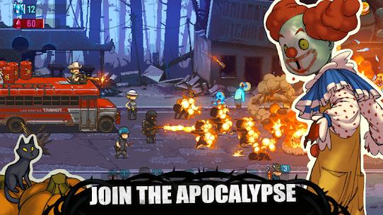 Dead Ahead: Zombie Warfare MOD Apk 3.0.3 (Unlimited Shopping) 3
