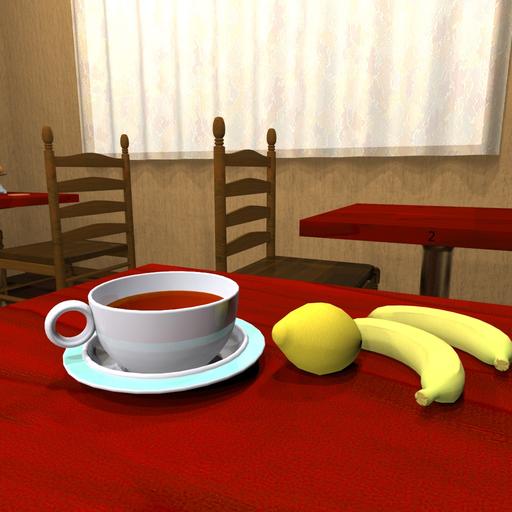 脱出ゲーム 秋篠青果店 カフェのある果物屋からの 脱出