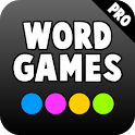 Word Games PRO - 97 games in 1 icon