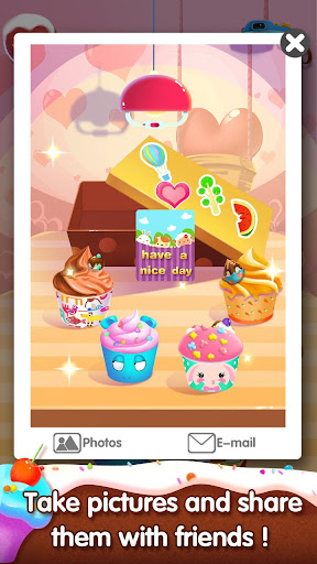 ud83euddc1ud83euddc1Sweet Cake Shop 3 - Cupcake Fever screenshots 15