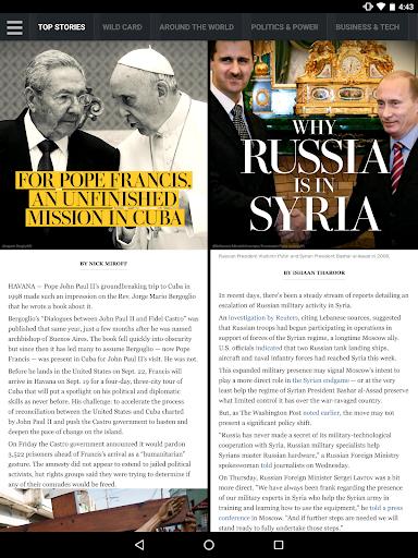 The Washington Post 1.11.4 screenshots 4