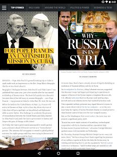 The Washington Post - náhled
