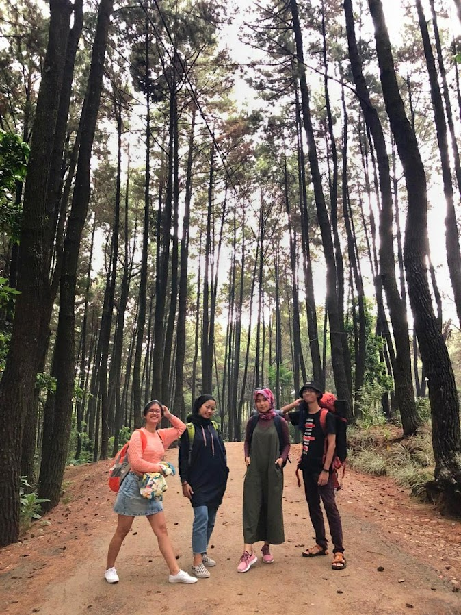 Pancar Mountain Camping Ground, Bogor, Indonesia - Behind Stories