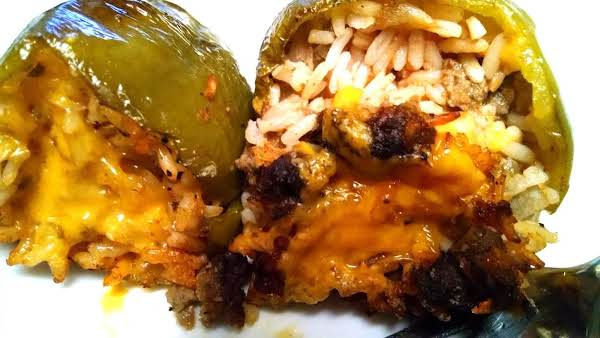 Ellen's Mini Stuffed Peppers