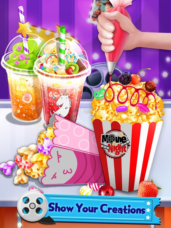 Movie Night Party!- screenshot