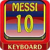 Messi-10 Keyboard Themes
