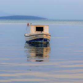 by Veli Toluay - Transportation Boats