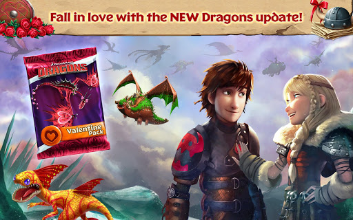 Dragons: Rise of Berk screenshot 3