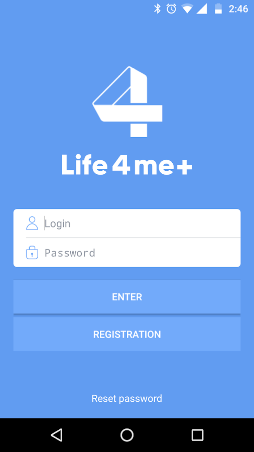 Life4me+- screenshot