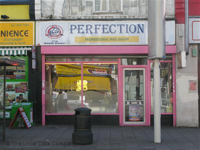 Perfection Nail Salon on High Road - Nail Salons in Seven Kings, Ilford IG3 8SY