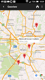 Breast Centres Network- screenshot thumbnail