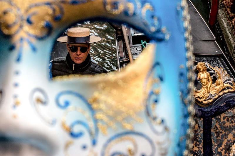 Carnevale a Venezia di Navarro