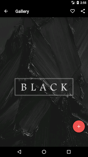 Black Wallpaper 1.0 screenshots 6