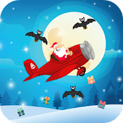 Flappy Tappy Santa Plane - Christmas Holiday Game