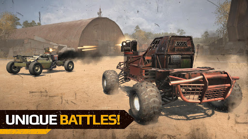 Crossout Mobile apktram screenshots 5