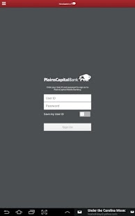 PlainsCapital Mobile - Tablet- screenshot thumbnail