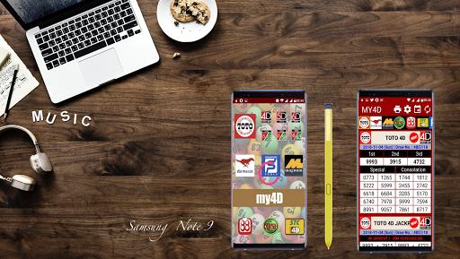 my4D 1.60 Screenshots 2