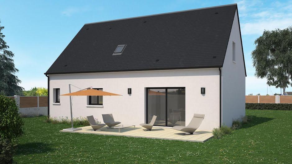 Vente maison 5 pièces 120 m² à Nouzilly (37380), 217 687 €