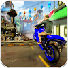 Motocross Freestyle Dirt Bike Train Stunt 2018 APK