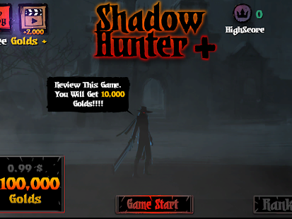 Shadow Hunter+ - náhled