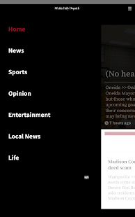 Oneida Dispatch for Android- screenshot thumbnail