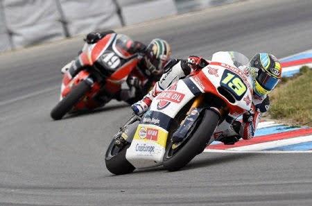 Siméon chiude fuori dai punti un weekend deludente a Brno