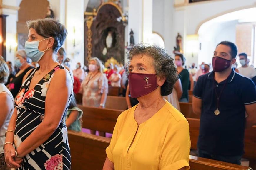 Los devotos viven con ilusión el tercer domingo de septiembre.