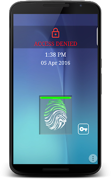 Screen Lock - with Fingerprint Simulator