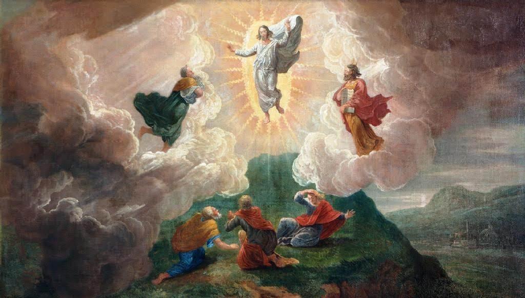 «Jesús subió al monte a orar» (evangelio Dominical)