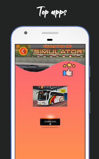Livery Bus HD Simulator Indonesia 1.2 screenshots 4