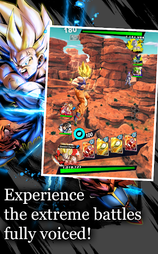 DRAGON BALL LEGENDS apkslow screenshots 2
