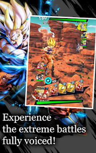 DRAGON BALL LEGENDS Mod Apk For Android 2