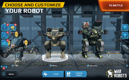 War Robots- screenshot thumbnail