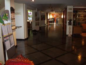 Photo: Counter del Hotel Rafain Centro
